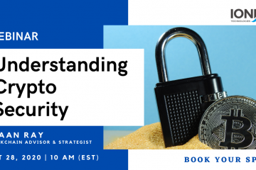 crypto security live webinar