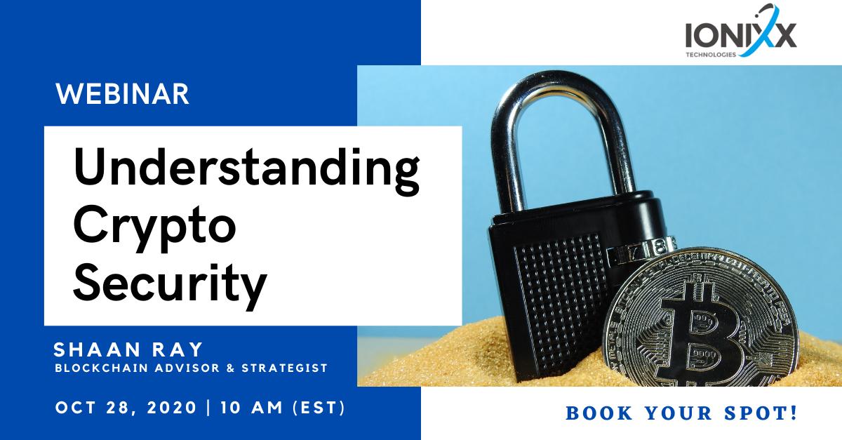 crypto security live webinar