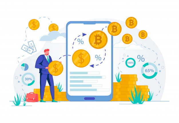 Crypto investment application for Institutional Traders