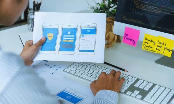 Interactive prototype design