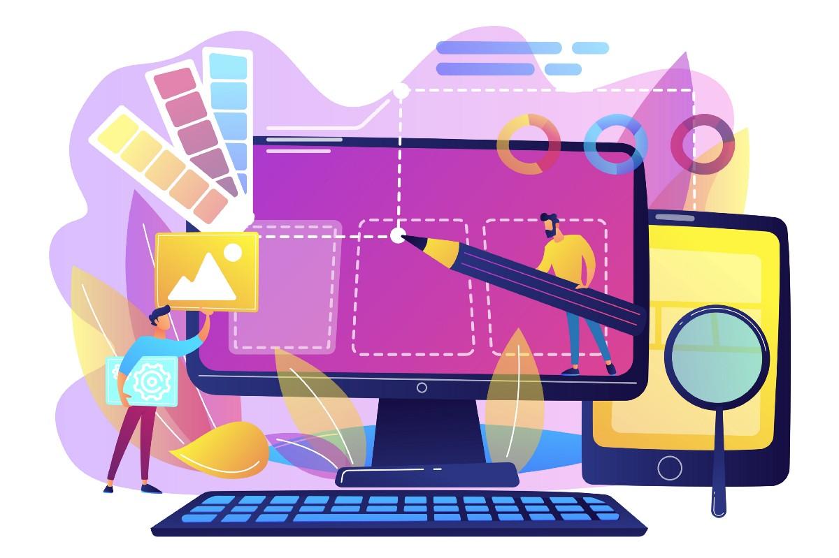 Fintech UX UI Application design