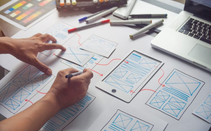 ux design for crypto trading
